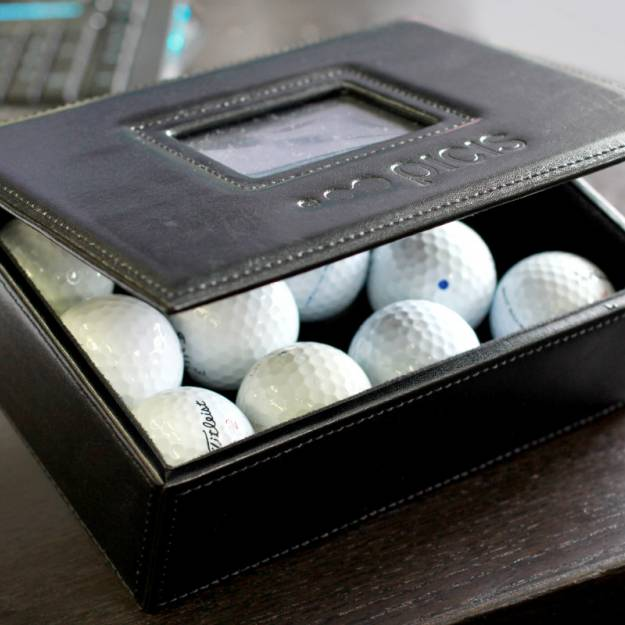 Kaye-Smith Branded Merchandise Promotional Products Golf Balls Box