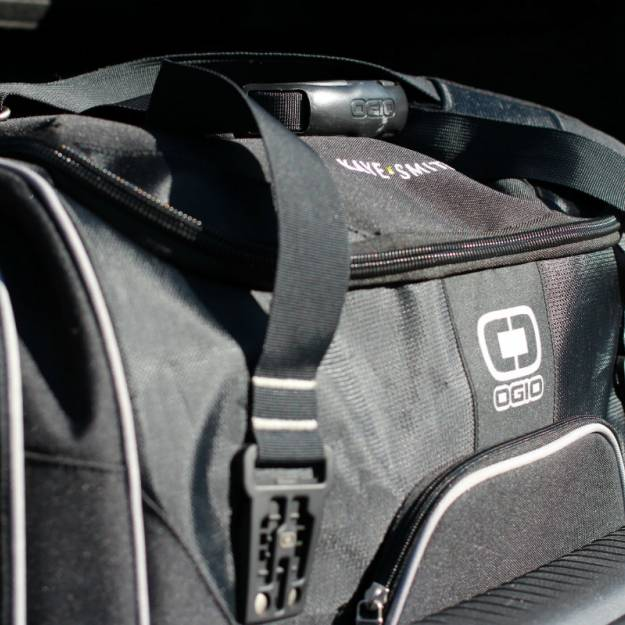 Kaye-Smith Branded Merchandise Promotional Product Ogio Duffel Bag branded merchandise & promotional products seattle