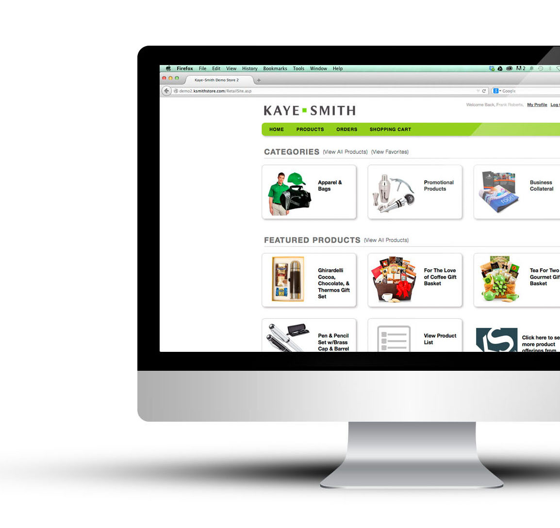 Kaye-Smith Computer Online Stores branded merchandise & promotional products seattle