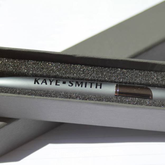 Kaye-Smith Branded Merchandise Promotional Products Luxury Pen